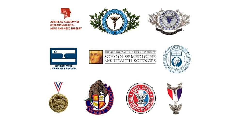 logos where Dr Deepa Dugar is affiliated to