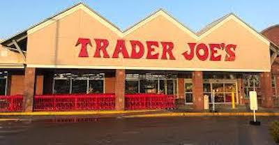 front view of trader joe