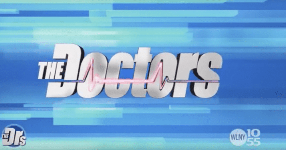 the Doctors show official TV poster