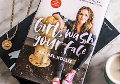 Girl, Wash Your Face by Rachel Hollis book cover