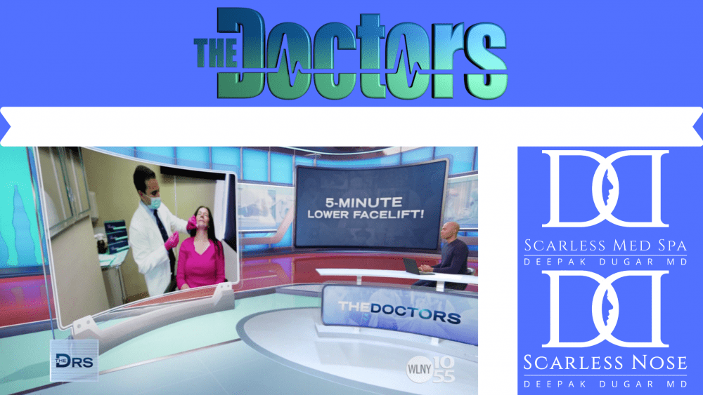 The Doctors featured Dr Dugar on their show